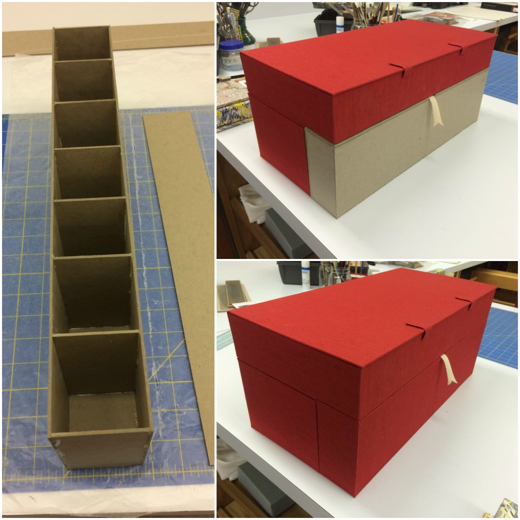 Stacking box enclosure