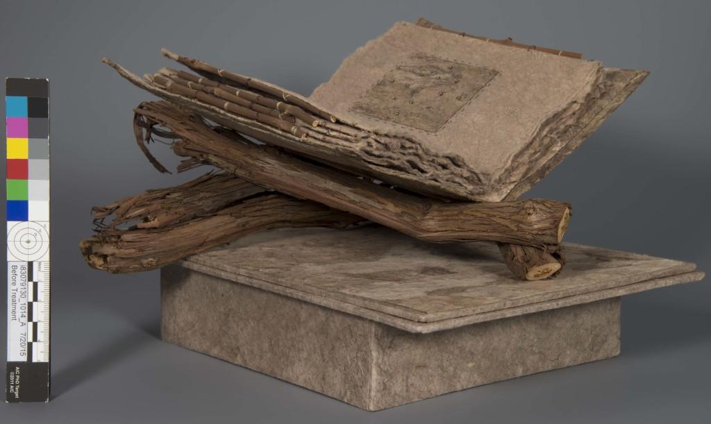 Artist book, Spirit Book